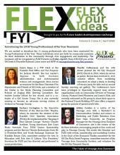 FLEX FYI Newsletter April 2018 | Venango Area Chamber of Commerce