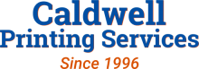 Caldwell Printing Services New Logo