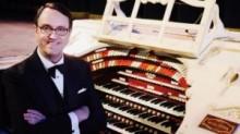 Ken Double, Theatre Organist