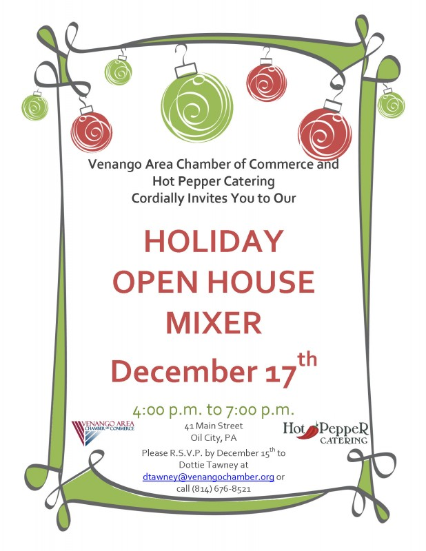 Chamber Open House
