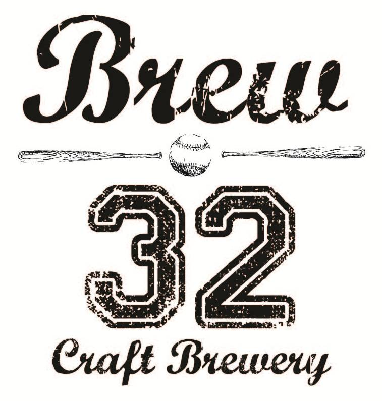 brew 32 final logo black