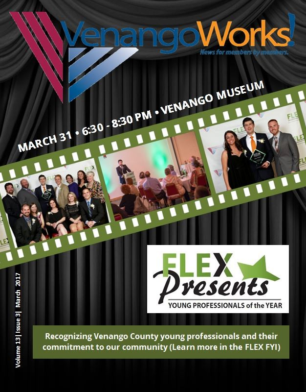 VenangoWorks! March 2017 | Venango Area Chamber of Commerce
