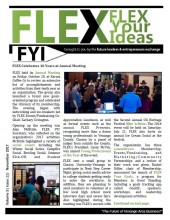 FLEX FYI Newsletter November 2017 | Venango Area Chamber of Commerce
