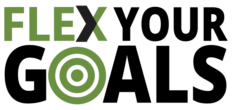 FLEX Your Goals Logo