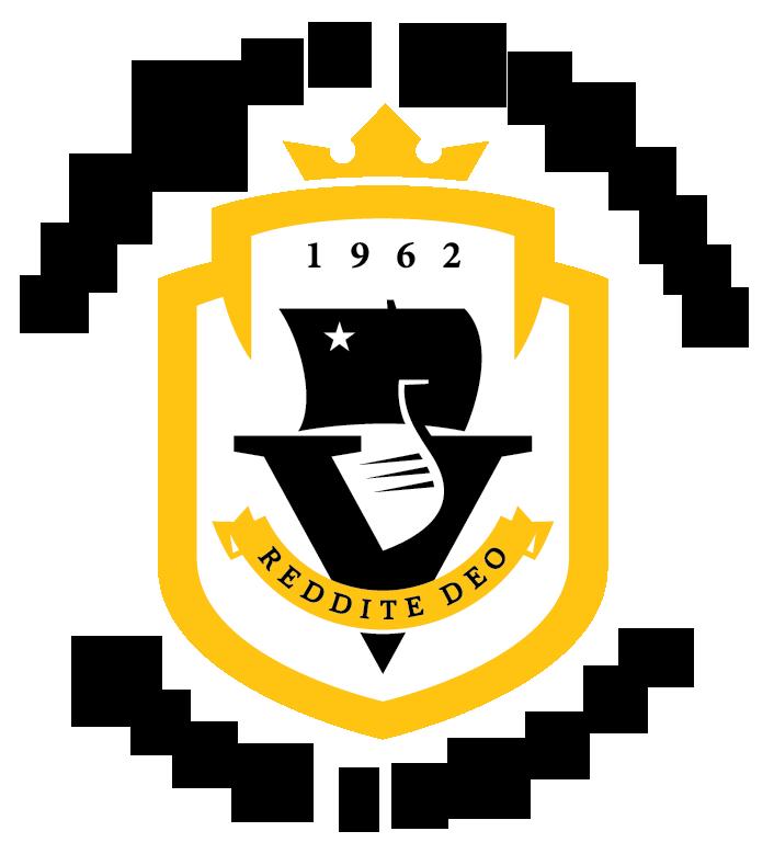 Venango Catholic Logo - black letters