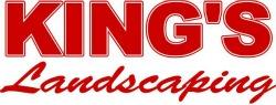 King's Landscaping Logo