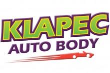 Klapec Auto Body Logo