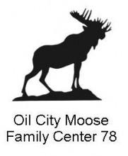 Oil City Moose Club Logo
