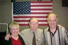 Jane, Lee & Don AFR 2000