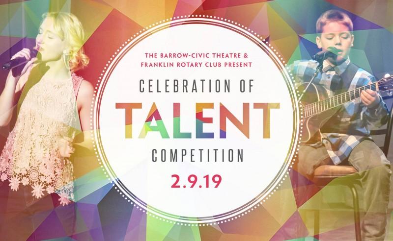 Celebration of Talent