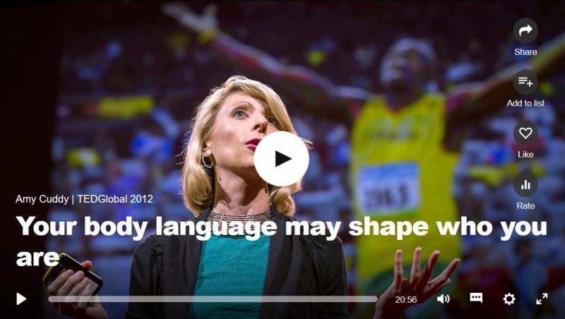 Cuddy TED Talk